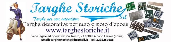 Targhe Storiche